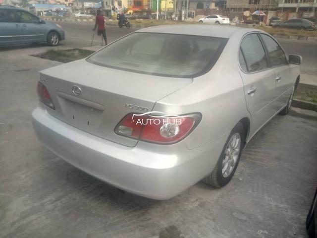 2004 Lexus ES330 Silver