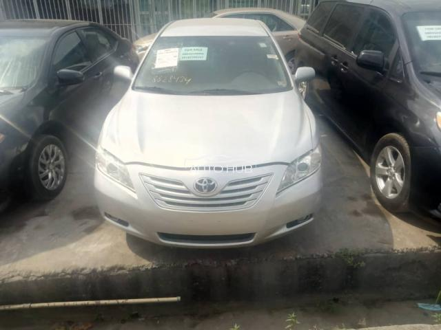 2009 Toyota Camry Silver