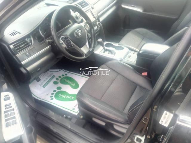 2013 Toyota Camry SE Black