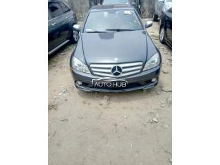 2008 Mercedes-Benz 4matic Grey
