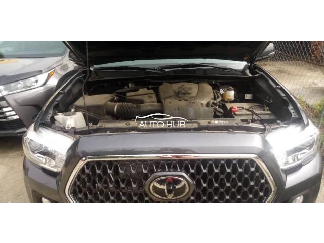 2018 Toyota Tacoma Grey