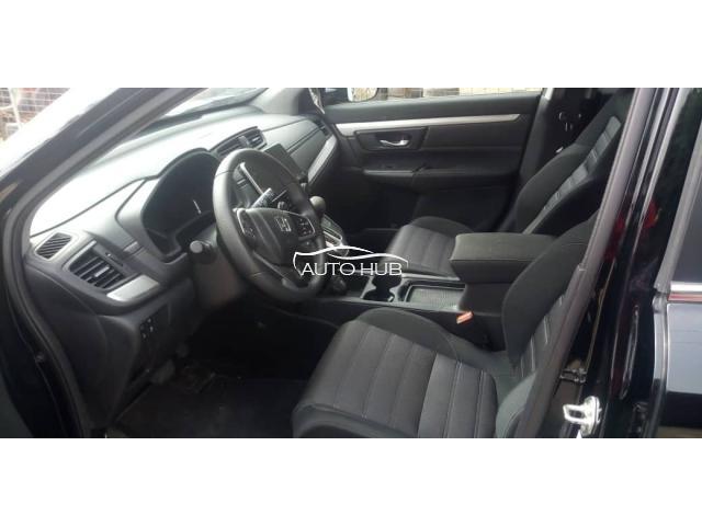 2018 Honda CR-V Black