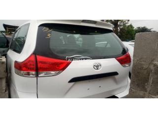 2013 Toyota Sienna White