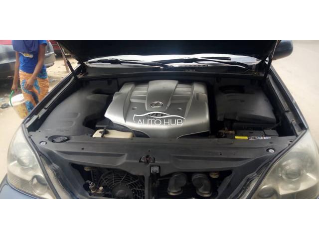 2005 Lexus GX470 Blue