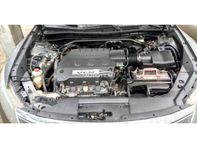 2010 Honda Crosstour Grey