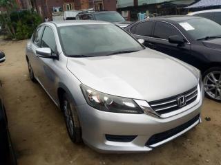 2015 Honda Accord Silver