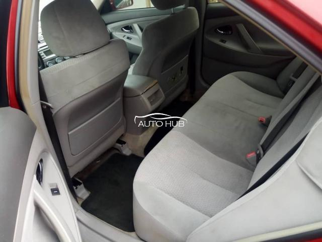 2011 Toyota Camry LE Red