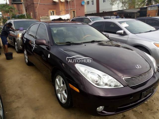 2006 Lexus ES330 Purple