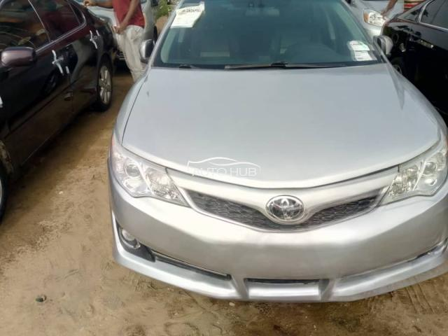 2014 Toyota Camry LE Silver