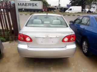 2008 Toyota Corolla LE Silver