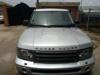 2006 Range Rover Sport Silver