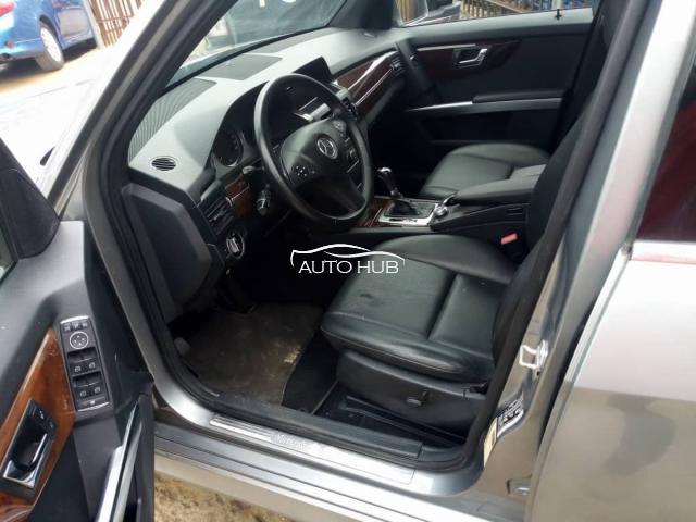 2012 Mercedes-Benz  GLK 350 Grey