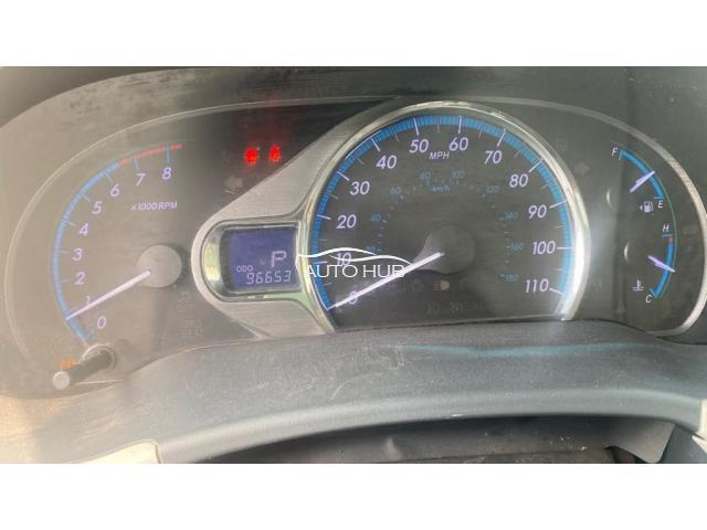 2010 Toyota Sienna Silver