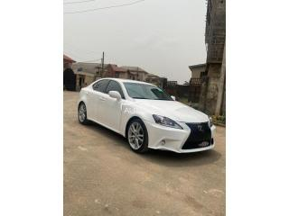2009 Lexus Is250 2009 upgraded 2015 White