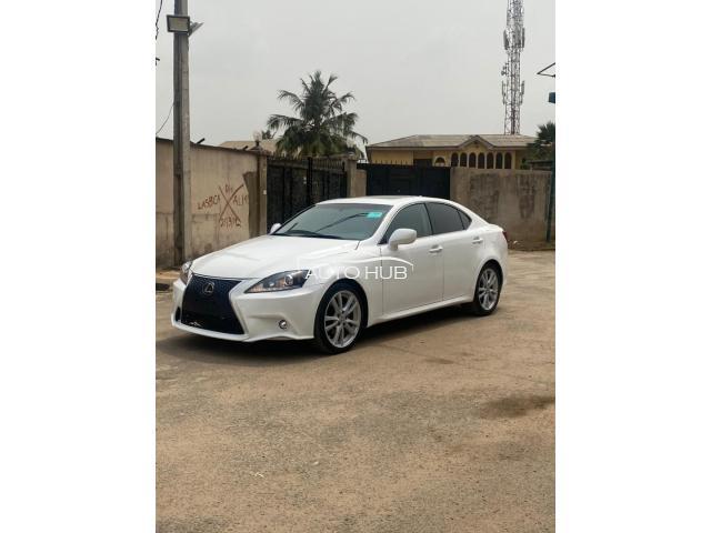 2009 Lexus Is250 2009 upgraded 2015 White