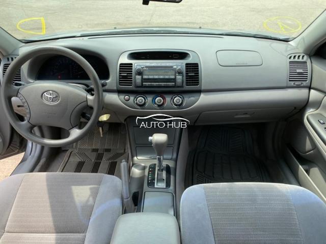 2006 Toyota Camry Grey