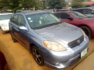 2007 Toyota Matrix XR Blue