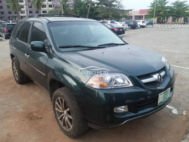 2007 Accra MDX Green