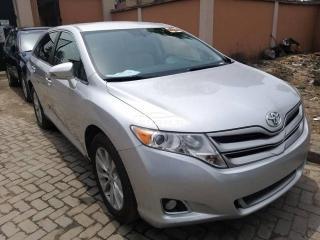 2013 Toyota Venza Silver