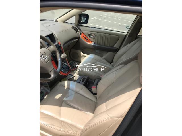 2003 Lexus RX300 Blue