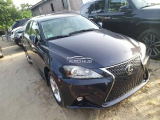 2010 Lexus IS250 Black