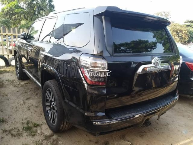 2013 Toyota 4Runner Black