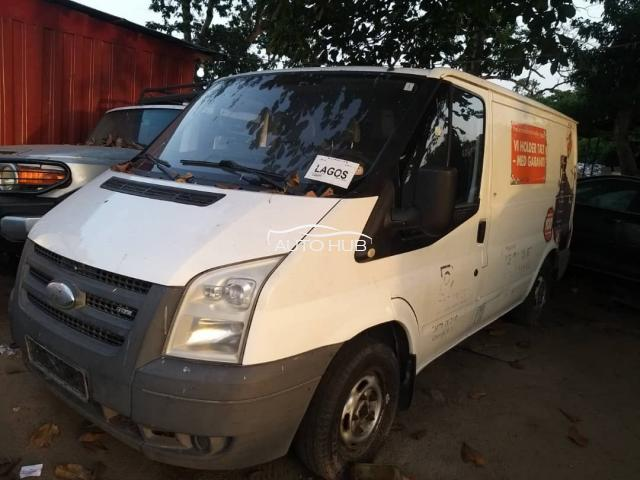 2004 Ford Transit White