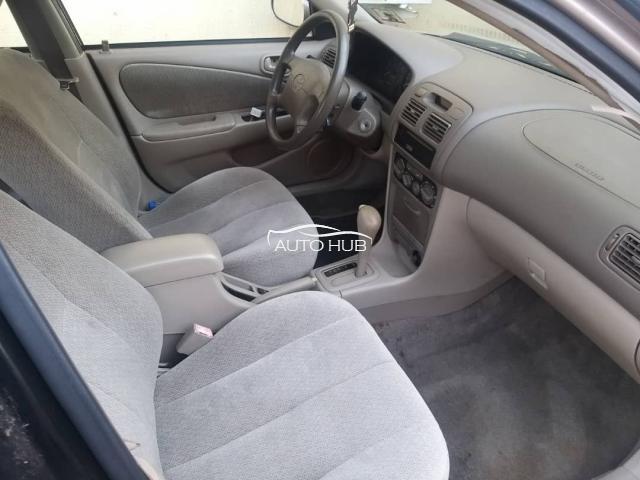 2002 Toyota Corolla Silver