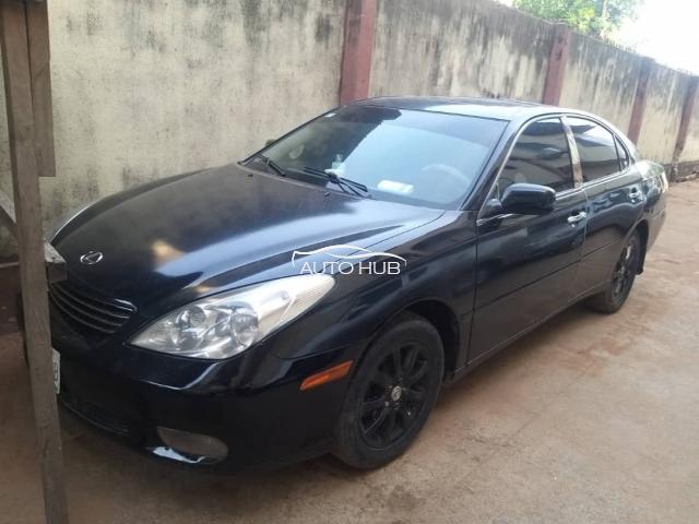 2002 Lexus ES 330 Black