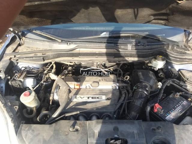 2008 Honda CRV Blue