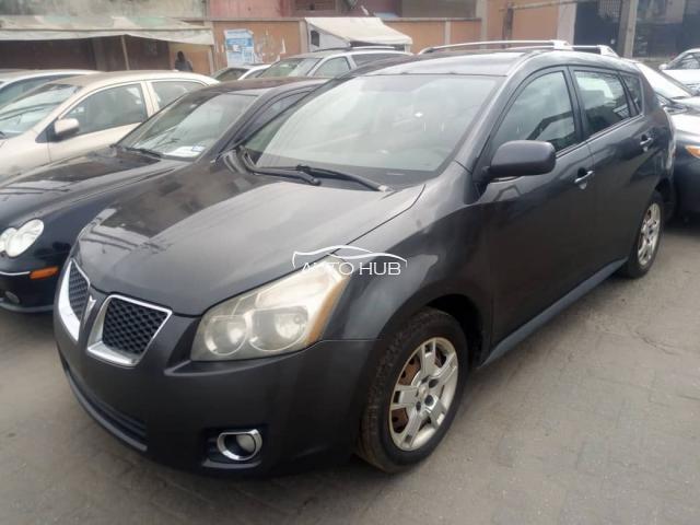 2009 Pontiac Vibe Grey