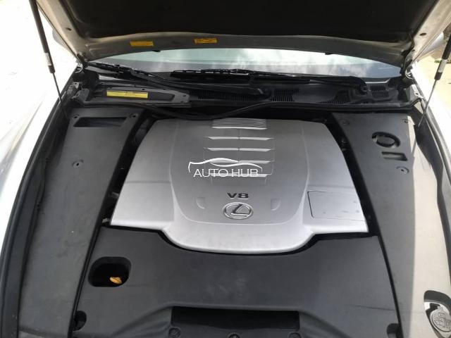 2007 Lexus LS460 Silver
