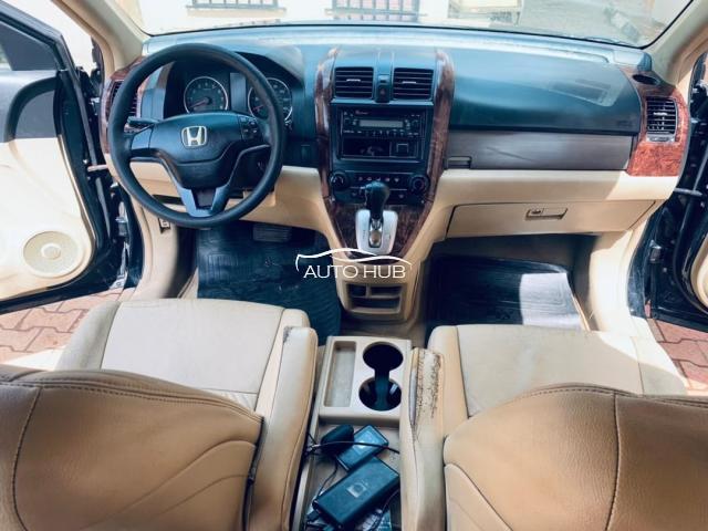 2008 Honda CRV Black