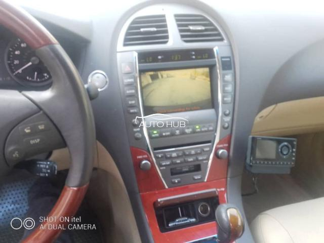 2009 Lexus ES350 Red