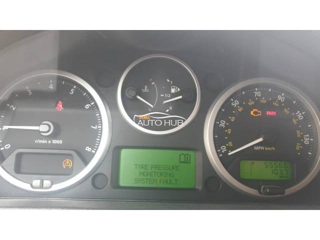 2008 Range Rover Sport Black