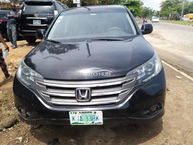 2013 Honda CRV Black