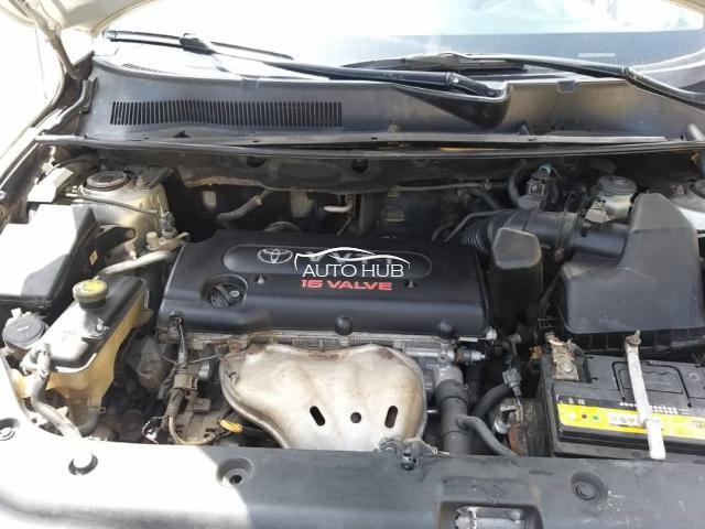 2008 Toyota Rav 4 Silver
