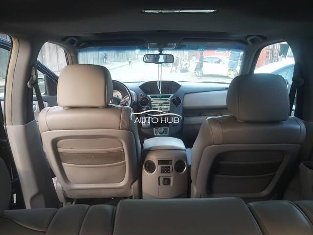 2010 Honda Pilot Black