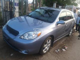 2005 Toyota Matrix Gray