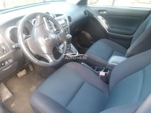 2005 Toyota Matrix Gray