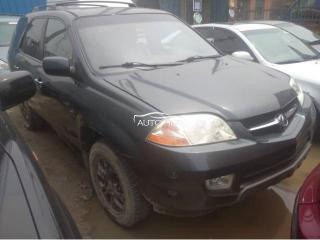 2003 Acura MDX Green
