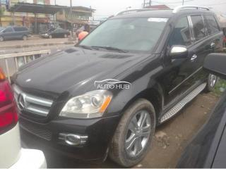 2009 Mercedes Benz GL450 Black