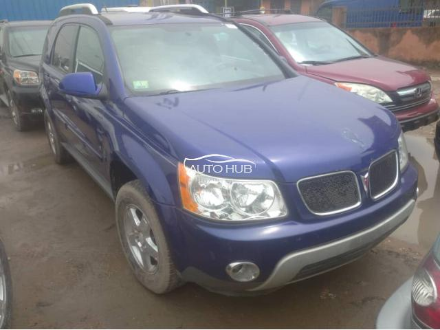 2007 Pontiac Torrent Blue