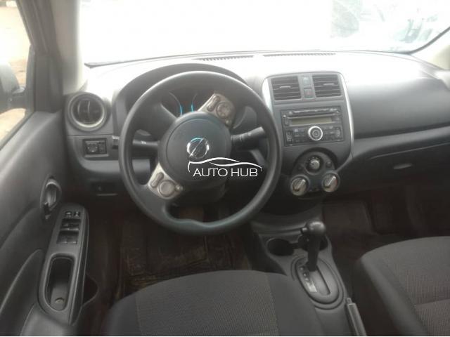 2012 Nissan Versa Silver