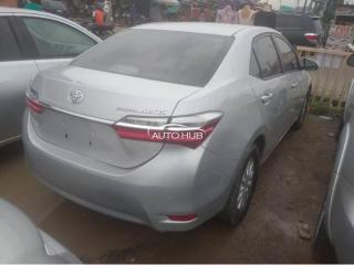 2011 Toyota Corolla Silver