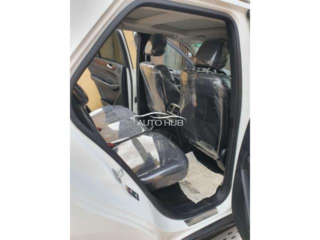 2015 Mercedes Benz ML350 White