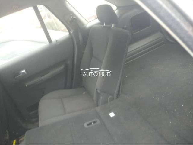 2008 Ford Edge Black