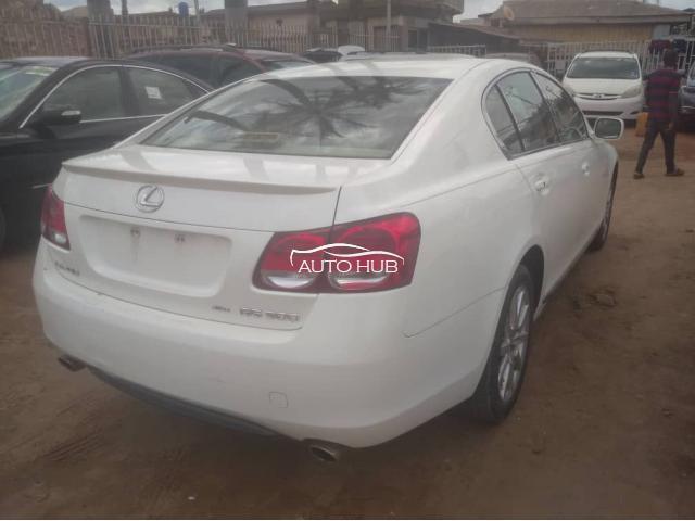 2006 Lexus GS White