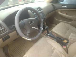2003 Honda Accord Gold