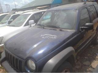 2003 Jeep Liberty Blue